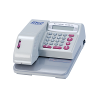 Multi Currency Electronic Checkwriter